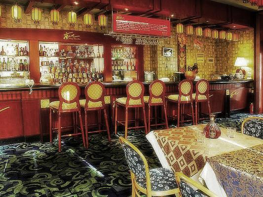 北京华侨大厦 - 北京 - 酒吧