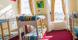 石堡旅馆 - 爱丁堡 - 睡房