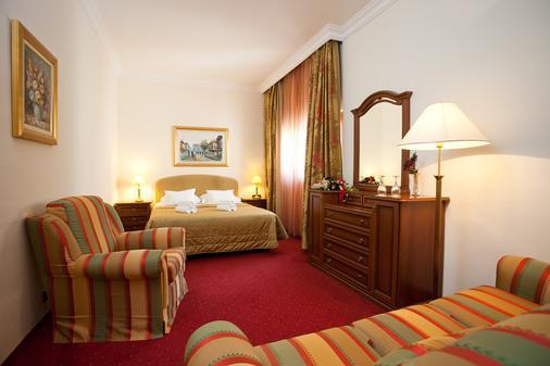 格洛波酒店 - 斯普利特 - 睡房