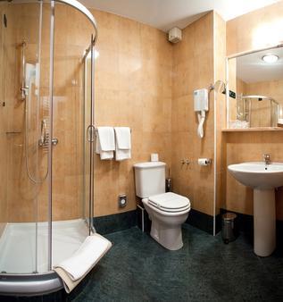 格洛波酒店 - 斯普利特 - 浴室