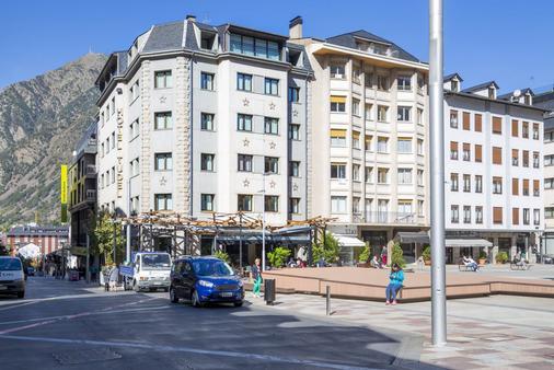 图德尔酒店 - 莱塞斯卡尔德-恩戈尔达 - 建筑
