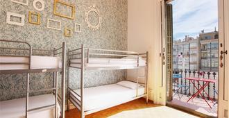 西皮斯特尔旅馆 - 巴塞罗那 - 睡房