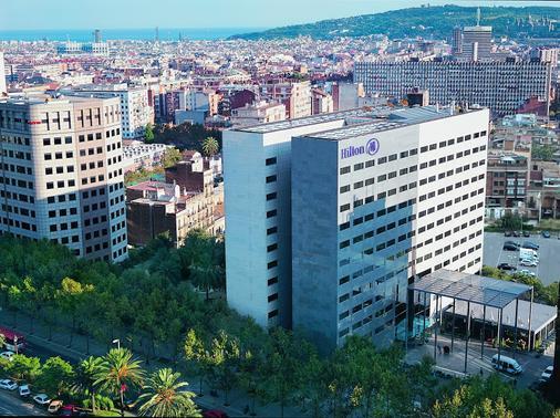 巴塞罗那希尔顿酒店 - 巴塞罗那 - 建筑