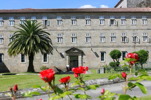 圣弗朗西斯科纪念碑酒店 - 圣地亚哥-德孔波斯特拉 - 建筑