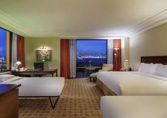 伊斯坦布尔博斯普鲁斯希尔顿酒店 - 伊斯坦布尔 - 睡房
