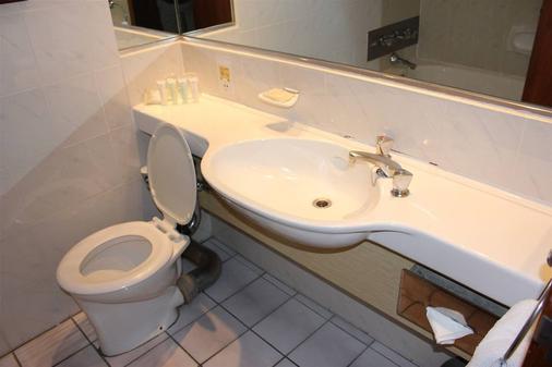 圣乔治斯酒店 - 开普敦 - 浴室