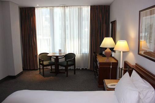 圣乔治斯酒店 - 开普敦 - 睡房
