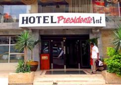 国际总统酒店 - 瓜亚基尔 - 建筑