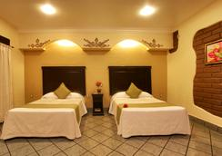 Hotel Casantica - 瓦哈卡 - 睡房