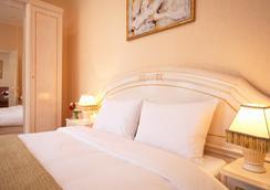 马林斯公园酒店 - 顿河畔罗斯托夫 - 睡房