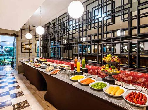 莫里森 84 酒店 - 波哥大 - 自助餐