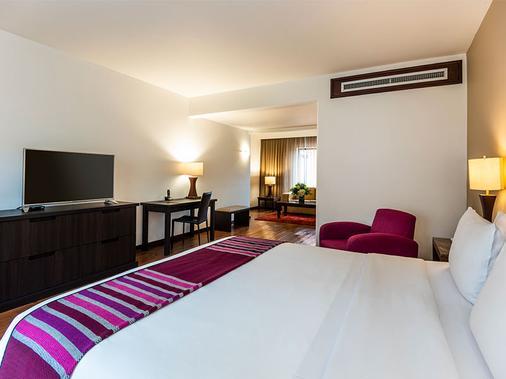 莫里森 84 酒店 - 波哥大 - 睡房