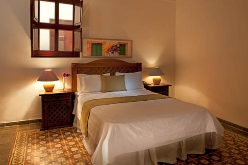 欧罗巴安提果酒店 - 圣多明各 - 睡房
