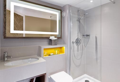 伦敦海德公园希尔顿逸林酒店 - 伦敦 - 浴室