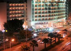 阿兰肯金字塔酒店 - 吉萨 - 建筑