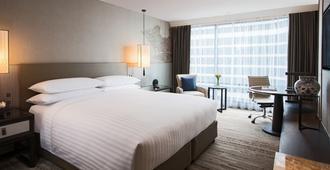 曼谷帝国皇后公园酒店 - 曼谷 - 睡房