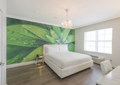 总统大酒店 - 迈阿密海滩 - 睡房