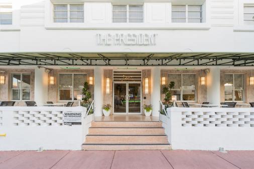总统大酒店 - 迈阿密海滩 - 建筑