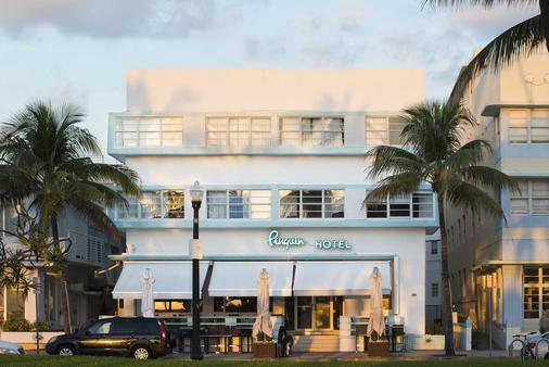 企鹅酒店 - 迈阿密海滩 - 建筑