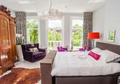 阿姆斯特尔科诺酒店 - 阿姆斯特丹 - 睡房