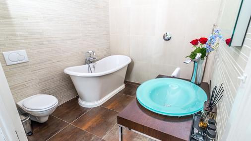 阿姆斯特尔转角酒店 - 阿姆斯特丹 - 浴室