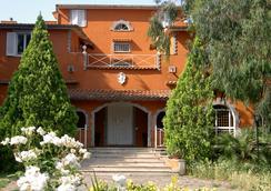 马尔科西莫恩公寓酒店 - 罗马 - 大厅