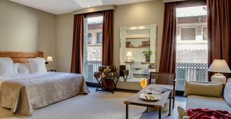 阿洛马尔精品酒店 - 马略卡岛帕尔马 - 睡房