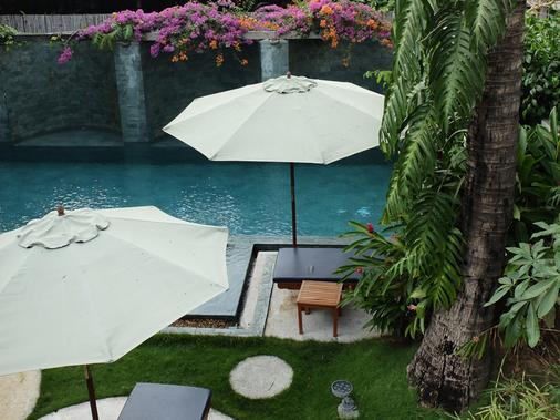 民盟酒店 - 金边 - 游泳池