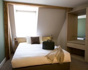 洛桑旅行家酒店 - 洛桑 - 睡房