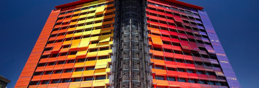 美国之门G.L希尔肯酒店 - 马德里 - 建筑