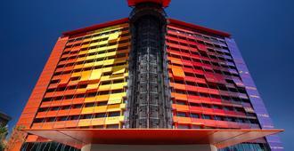 希尔肯门美洲酒店 - 马德里 - 建筑