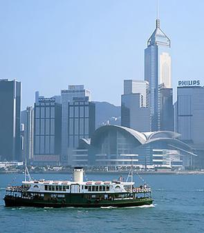 香港万丽海景酒店 - 香港 - 户外景观