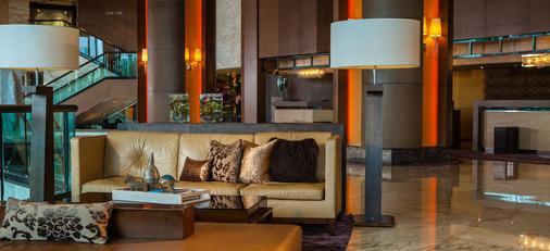 香港万丽海景酒店 - 香港 - 大厅