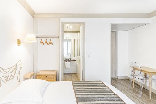 科纳酒店 - 巴黎 - 睡房