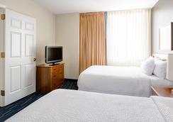 费城市中心万丽酒店 - 费城 - 睡房