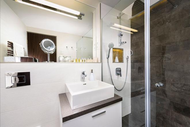 歌剧花园公寓酒店 - 布达佩斯 - 浴室