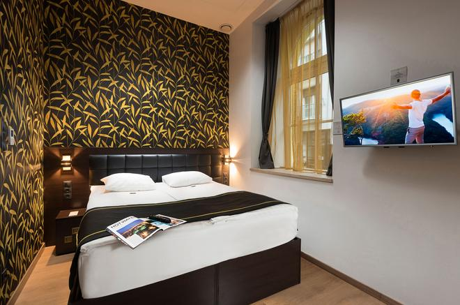 歌剧花园公寓酒店 - 布达佩斯 - 睡房