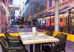 歌剧花园公寓酒店 - 布达佩斯 - 餐馆
