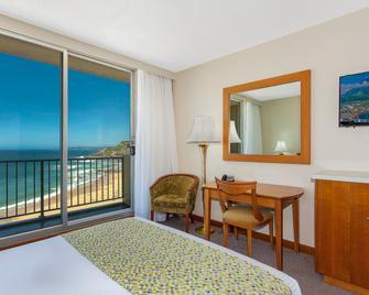 诺亚海滩品质酒店 - 纽卡斯尔 - 睡房