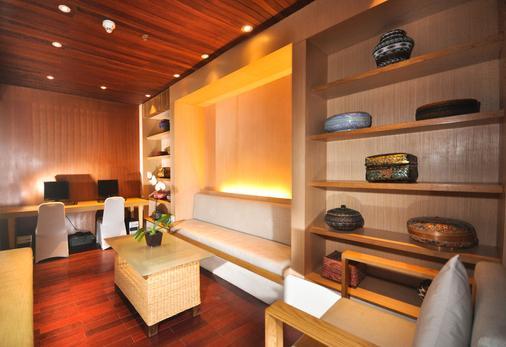黑文巴厘岛水明漾酒店 - 库塔 - 大厅