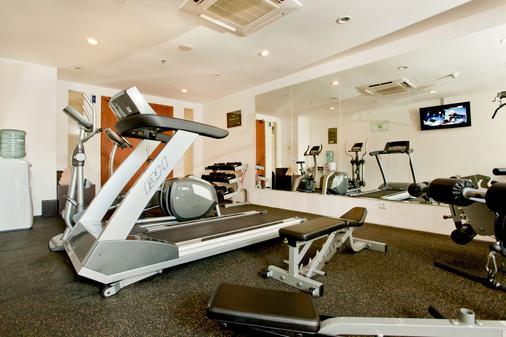 黑文巴厘岛水明漾酒店 - 库塔 - 健身房