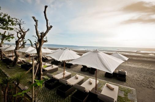 巴厘岛水明漾天堂酒店 - 库塔 - 海滩