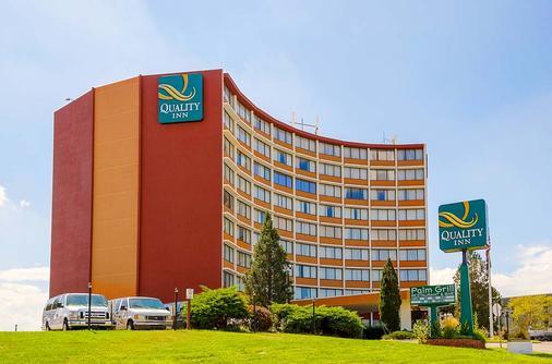 丹佛中央品质酒店 - 丹佛 - 建筑
