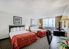 丹佛中心克拉丽奥酒店 - 丹佛 - 睡房