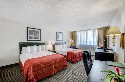 丹佛中心克拉里翁酒店 - 丹佛 - 睡房