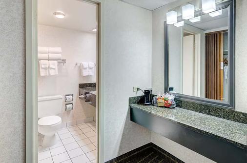 丹佛中心克拉里翁酒店 - 丹佛 - 浴室