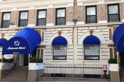 贝尔诺德酒店 - 纽约 - 建筑