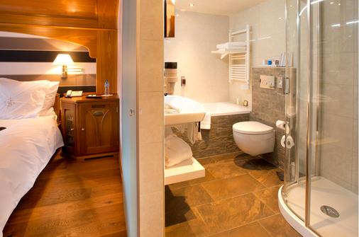 阿巴娜酒店 - 采尔马特 - 浴室