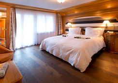 阿巴娜酒店 - 采尔马特 - 睡房