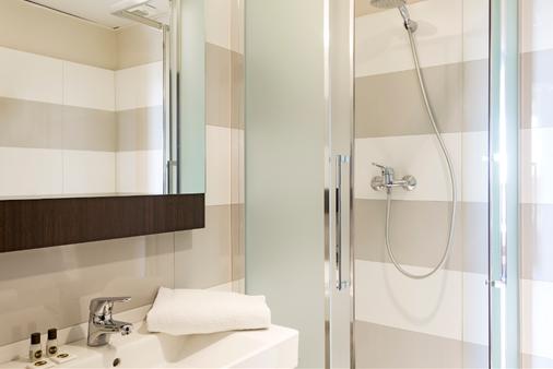 那不勒斯加富尔酒店 - 那不勒斯 - 浴室